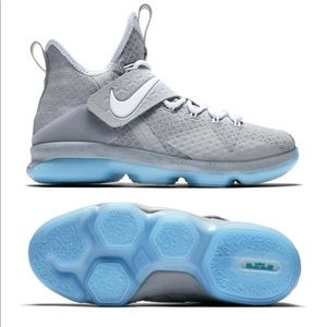the latest 0f09f 54426 Nike · Nike Lebron 14 XIV GS Mag Marty McFly ...
